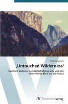 'Untouched Wilderness'