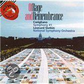 John Corigliano: Of Rage and Remembrance; Symphony No.1