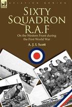 Omslag Sixty Squadron R.A.F