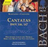 Cantatas Bwv146, 147(Wir Muessen Du
