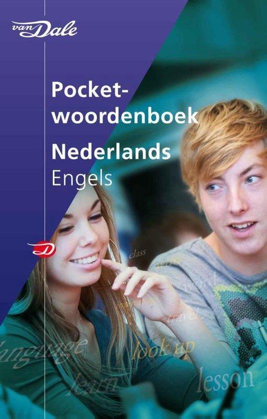Van Dale pocketwrdb Nederlands-Engels - J. P. M. Jansen |