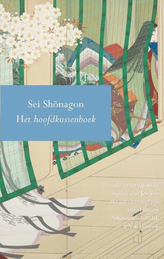 Boek cover Het hoofdkussenboek van Sei Shonagon (Hardcover)