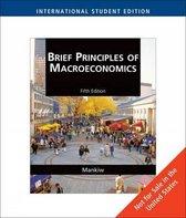 Boek cover Brief Principles of Macroeconomics van N. Mankiw