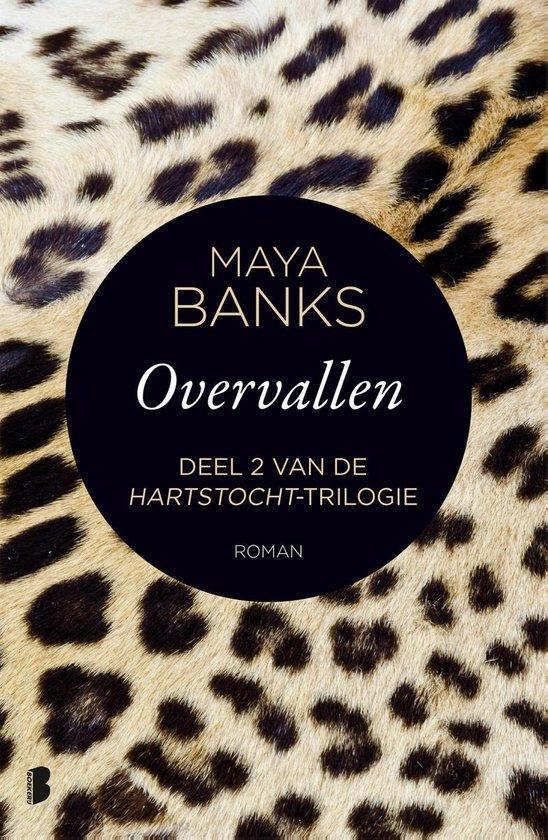 Hartstocht 2 - Overvallen - Maya Banks  