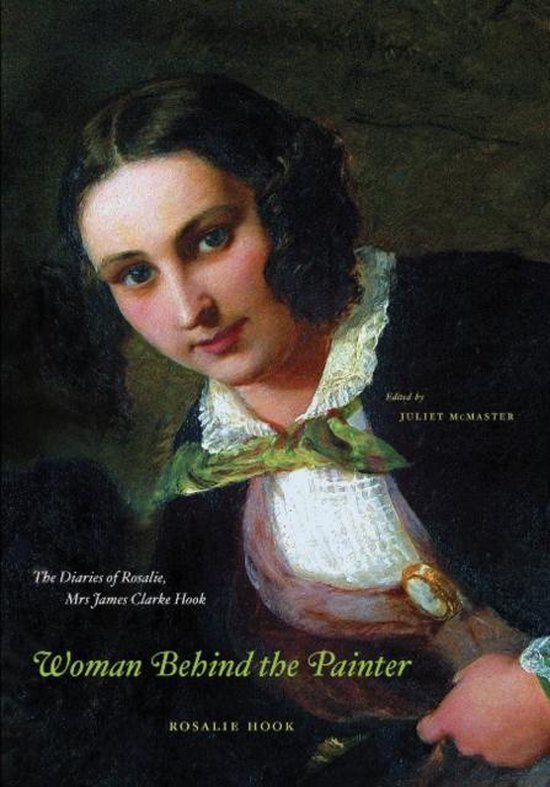 Woman Behind the Painter