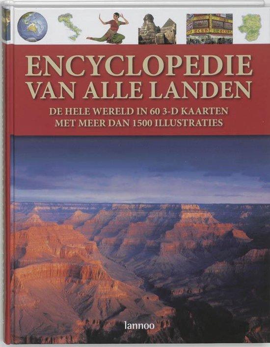 Atlas Van Alle Landen - Simon Adams  
