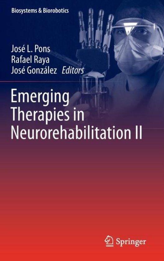 Emerging Therapies in Neurorehabilitation II