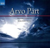 Arvo Part 3 Cd Box