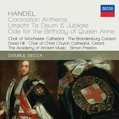 Four Coronation Anthems/ Ode For Th