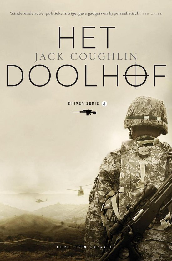 Sniper-serie 6 - Het doolhof - Jack Coughlin |