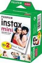 Fujifilm Instax Mini Film - 2 x 10 stuks
