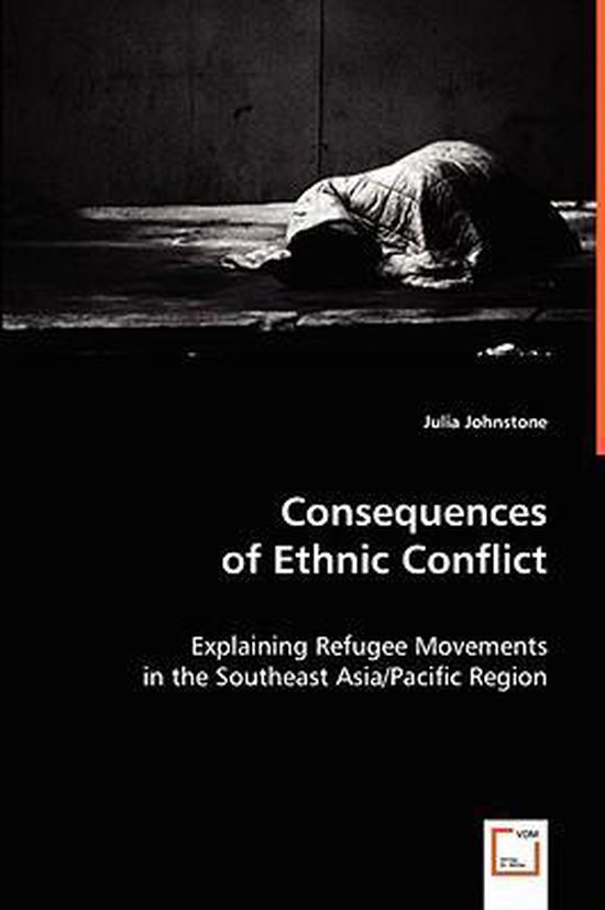 Boek cover Consequences of Ethnic Conflict van Julia Johnstone (Paperback)