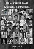 Omslag Serial Killers, Mass Murders, & Disorders