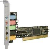 Sweex 5.1 PCI Sound Card Intern 5.1 kanalen