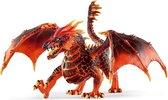 Schleich Lava Draak 70138 - Speelfiguur - Eldrador - 18,8 x 22 x 14,5 cm
