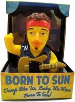 CelebriDucks BORN TO SUN Duck   Badeendje  Bruce Springsteen  'Damp like us. Baby, we were born to sun!