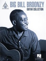 Big Bill Broonzy Guitar Collection Songbook