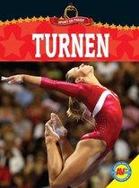 Boek cover Sport en passie  -   Turnen van Arlene Worsley