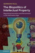 Omslag The Biopolitics of Intellectual Property