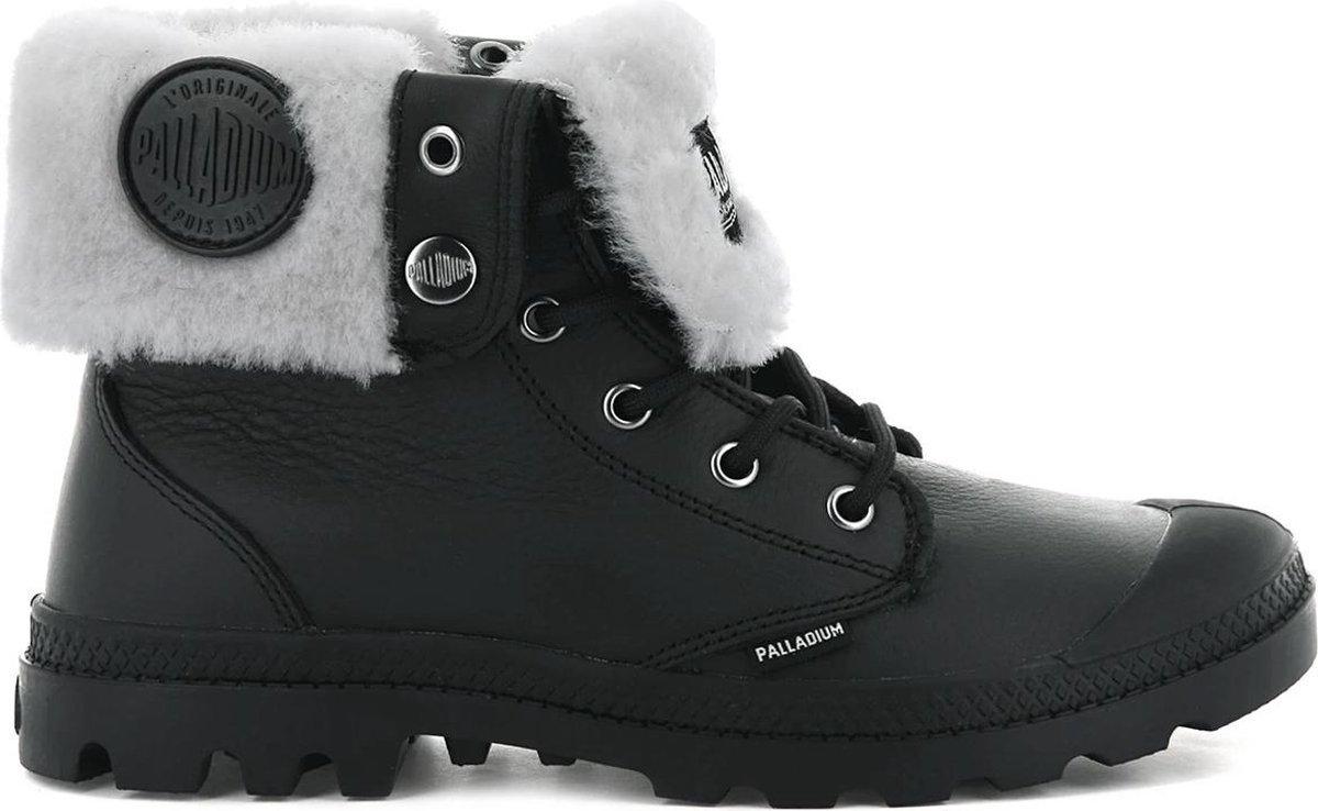 Palladium Baggy S W 96433 008 M Dames Laarzen Boots Veterlaarzen Zwart Maat EU 38 UK 5