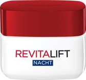 L'Oréal Paris Revitalift Nachtcrème - 50 ml - Anti Rimpel
