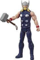 Thor Avengers Titan Hero  Blast Gear - Speelfiguur 30cm