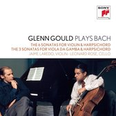 Plays Bach: Gamba & Violin Sonatas