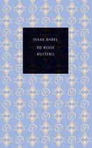 Boek cover De kleine Russische bibliotheek  -   De Rode ruiterij van Isaak Babel (Paperback)