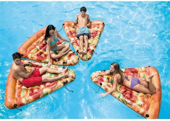 Intex Opblaasbare Pizzapunt 175x145 cm - Opblaasfiguur