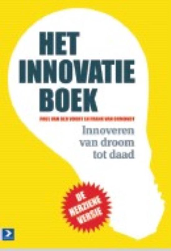 Het innovatieboek - Paul van der Voort  
