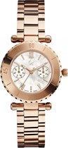 Gc Watches Diver Chic X35011L1S - Horloge - 34 mm - Rosé Goud