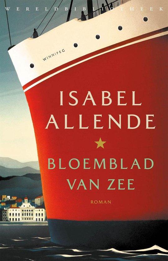 Bloemblad van zee - Isabel Allende |