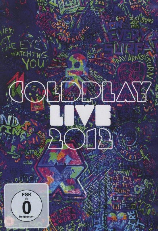 Afbeelding van Live 2012 (DVD+CD)