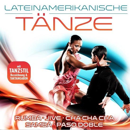 Lateinamerikanische Tanze - 40 Tanz