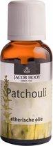 Jacob Hooy Patchouli - 30 ml - Etherische Olie