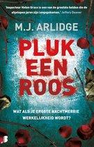 Boek cover Helen Grace 3 -   Pluk een roos van M.J. Arlidge (Paperback)
