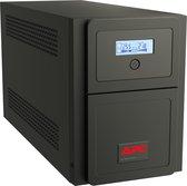 APC SMV750CAI Noodstroomvoeding - 6x C13, USB, 750VA