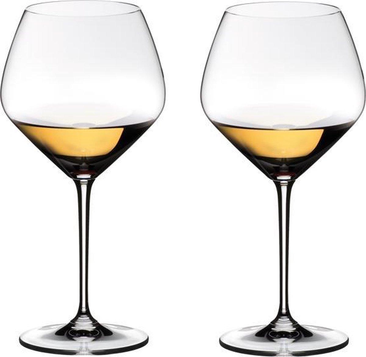 Riedel Vinum Extreme Oaked Chardonnay Wijnglazen - set van 2 - Riedel