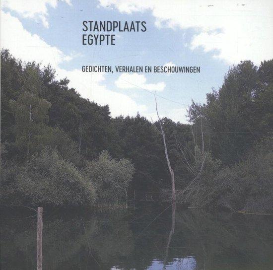 Boek cover Standplaats Egypte van Willem Kurstjens (Paperback)