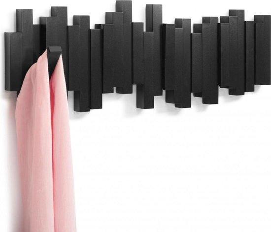 Umbra Sticks Kapstok - 49.5x18.4cm - zwart
