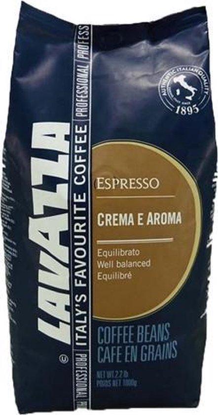 Lavazza Espresso Crema E Aroma Koffiebonen - 1 kg