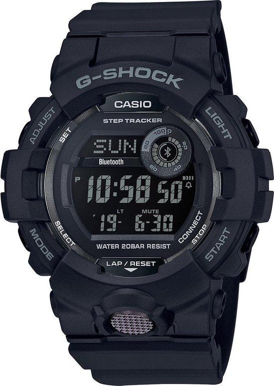 Casio G-Shock Heren Horloge GBD-800-1BER - 48.6 mm