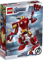 LEGO Marvel Avengers: Endgame Iron Man Mecha - 76140