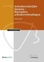 Bakelsinstituut  -  Arbeidsrechtelijke themata Bijzondere arbeidsverhoudingen