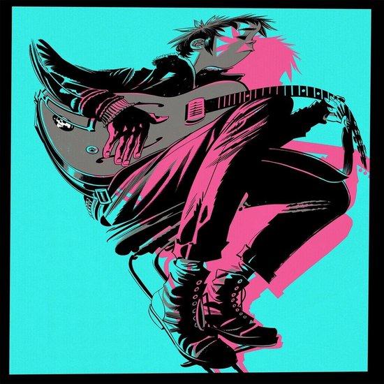 The Now Now (LP) - Gorillaz