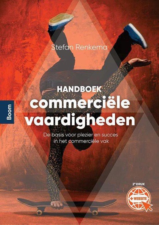 Handboek commerciële vaardigheden - Stefan Renkema |