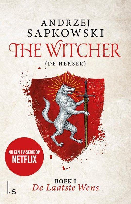 Boek cover The Witcher 1 - De laatste wens van Andrzej Sapkowski (Paperback)