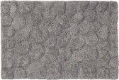 Sealskin Pebbles Badmat - 60x90 cm - Grijs