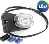 Flexipoint LED 50 cm DC-kabel op houder