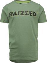 Raizzed Jongens T-shirt - Bari Green - Maat 98